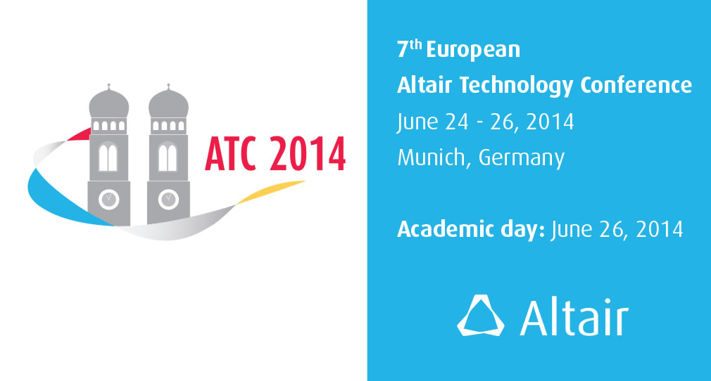 European Altair Technology Conference 2014