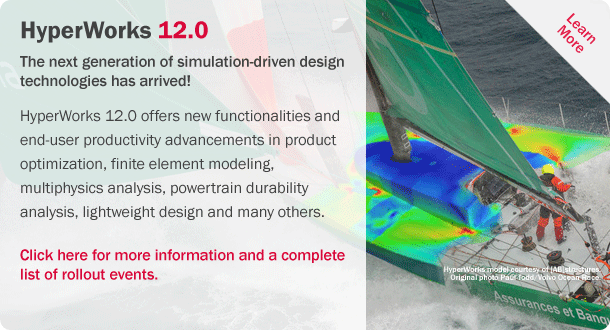 HyperWorks 12.0 is Here!