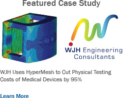 WJH Engineering Cuts Testing Costs with HyperWorks