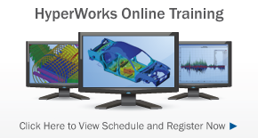 Altair Hyperworks Online Learning