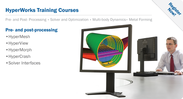 View the HyperWorks Training Available