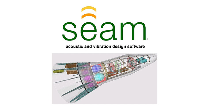 SEAM® software provides NVH analysis of complex structures at mid and high frequencies.