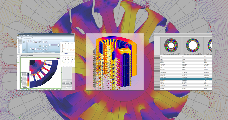 Powerful simulation tools to design powerful machines