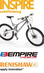 【日本語事例】Renishaw+Inspire / 世界初の金属製3Dプリント自転車のフレーム設計にInspireを活用