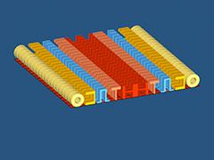 3D Visualization of 1D Elements in HyperMesh