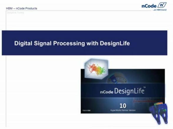 Digital Signal Processing with DesignLife