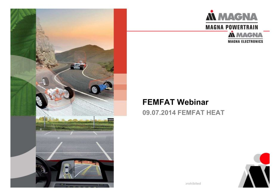 Fatigue analysis on thermal load cycles by FEMFAT HEAT