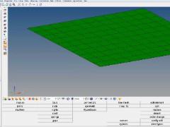 HyperMesh基本操作動画 #09 簡単な1D要素の3D表示