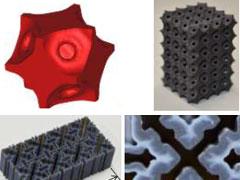 [AOP]広島大学 - トポロジー最適化と3Dプリンタを用いたポーラス材料設計に関する研究