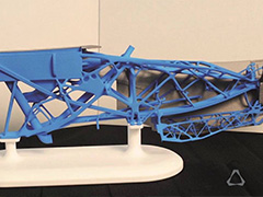 【日本語字幕】3Dプリンティングによる航空機のエンジンパイロンのコンセプト生成 - Sogeclair Aerospace