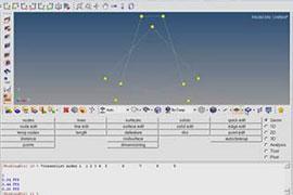 【Tips動画】Excel上の座標値から、HyperMeshで節点やラインなどを作成する方法