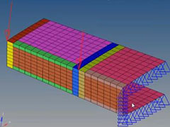 ESAComp supporting the composite design process in the Automotive Industry