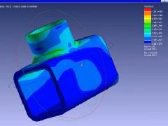 Fatigue of Welds for Heavy Equipment using DesignLife