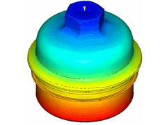 One Source Solution for Short-Fiber-Reinforced Materials in FEA