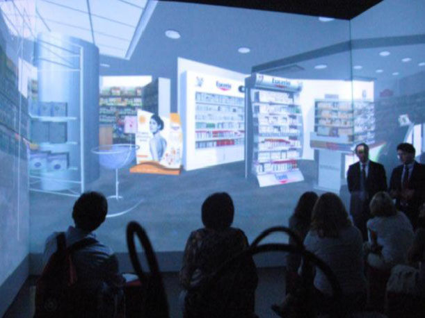 Virtual and Augmented Reality for the GDO Sector