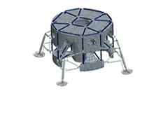 Improving NASA Altair Lunar Lander Design: Optimization Reduces Weight and Meets Design Requirements