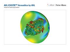AVL EXCITE™ Acoustics Datasheet