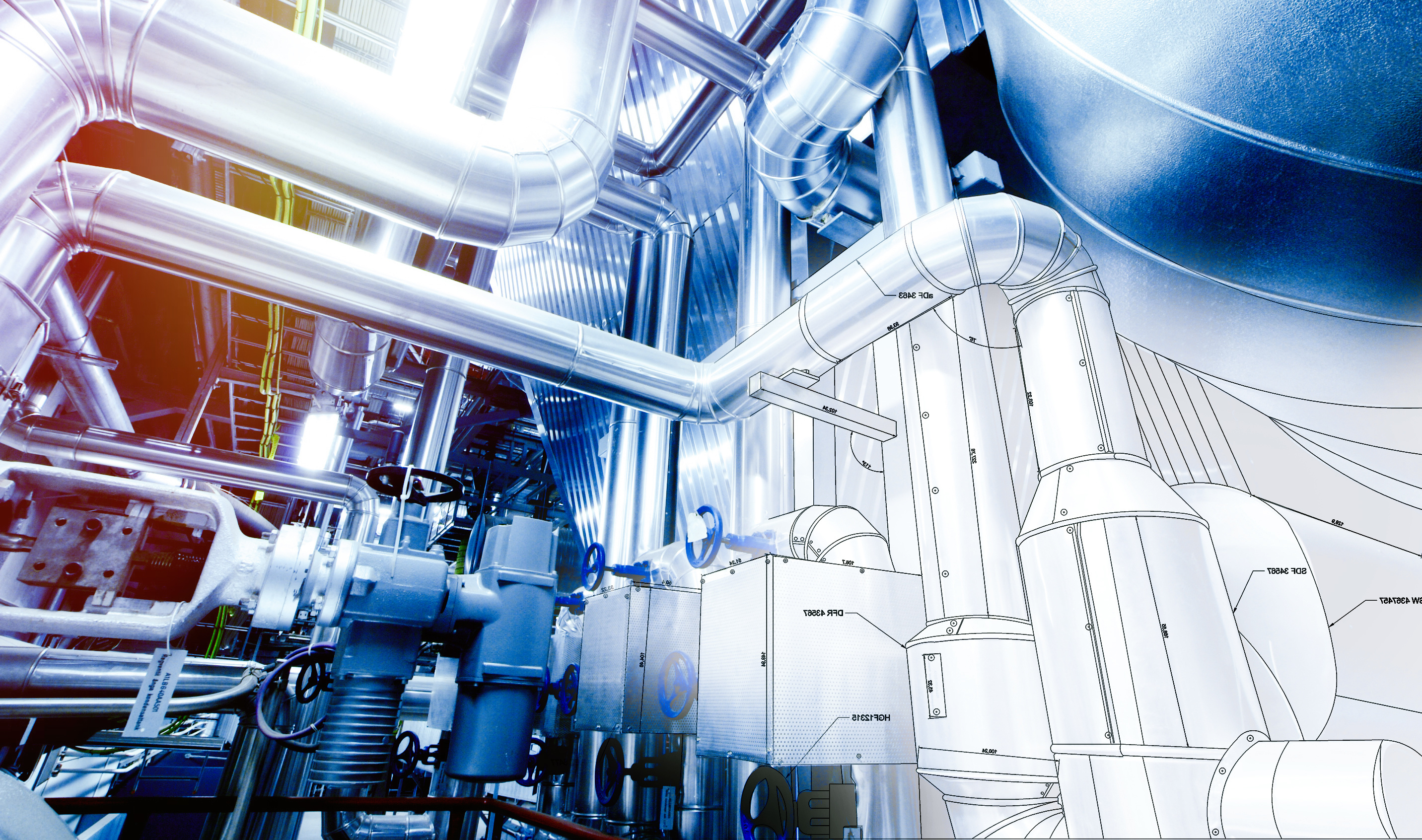 Reducing Noise Emissions in Piping Systems with DSHplus and HyperStudy