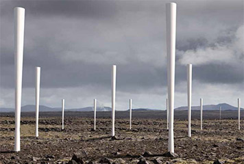 A Unique Design Enables Bladeless Wind Turbines to Harness Energy