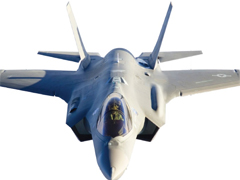 Chiller Unit Keeps Joint Strike Fighter Pilots Cool