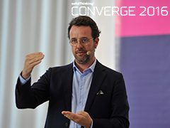 "Converge 2016: David Suriol ""Master Class 3 – Using a Crowdfunding Tool for a Start-up"""