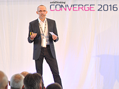 "Converge 2016: Franck Mouriax ""Space 4.0 or the Next Paradigm for the Space Industry"""