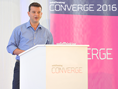 "Converge 2016: Juan Manuel Romero Cortes ""Optimization of Railway Bolster Bracket for Antiroll Bar"""