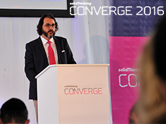 "Converge 2016: Rafa Corell ""We have the Tools, but let's not lose sight of the knowledge"""