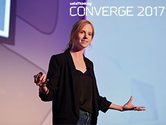 "Converge 2017: Christine Outram ""Design for the Future: 5 trends you need to know"""