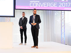 "Converge 2017: TU Dresden ""Bend-It – Rethinking Customized Orthopaedic Devices Using Additive Manufacturing"""