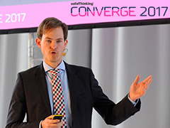 "Converge 2017: Sebastian Möller ""The Digitalization of Biomimicry Design from the Ocean"""