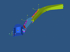 DSHplus to MotionSolve Interface