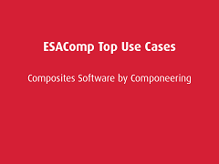 Top Use Cases: ESAComp