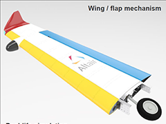 Global-Local Workflows and High-Fidelity Stress Analysis for a Wing Flap Hinge Fitting