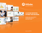HiQube Analytics Brochure