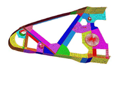 Application of Topology, Size and Shape Optimization on the 787 Wing Leading Edge Structure