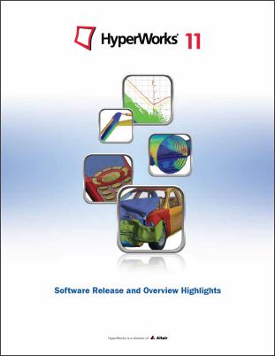 HyperWorks 11.0 Update Brochure