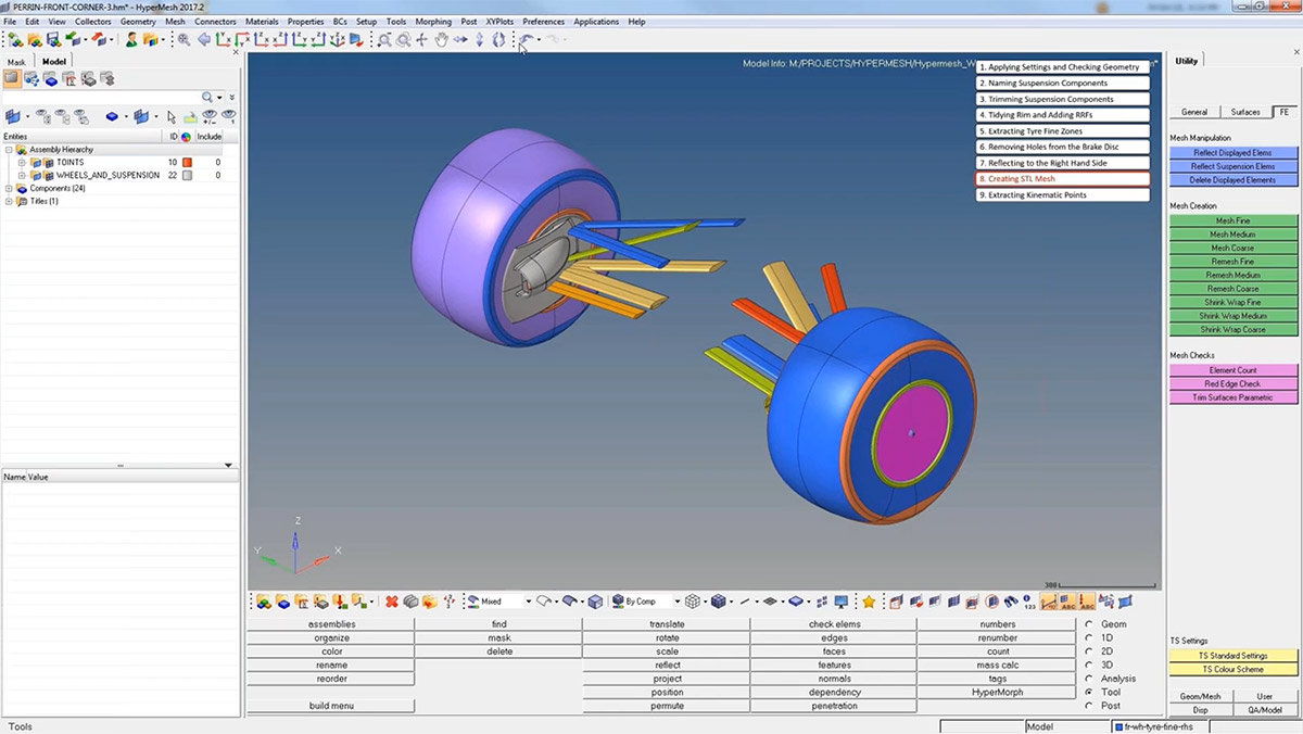 Increasing Your Productivity for CFD Model Build