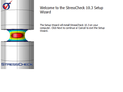 StressCheck Installation Guide