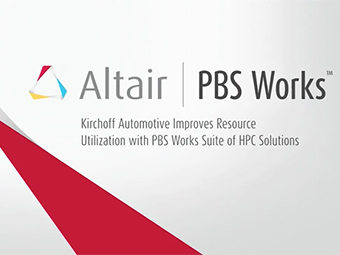 PBS Professional at Kirchhoff Automotive