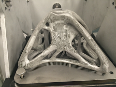Case Study: The Spider Bracket - A Topology Optimization Project by Altair, Materialise and Renishaw