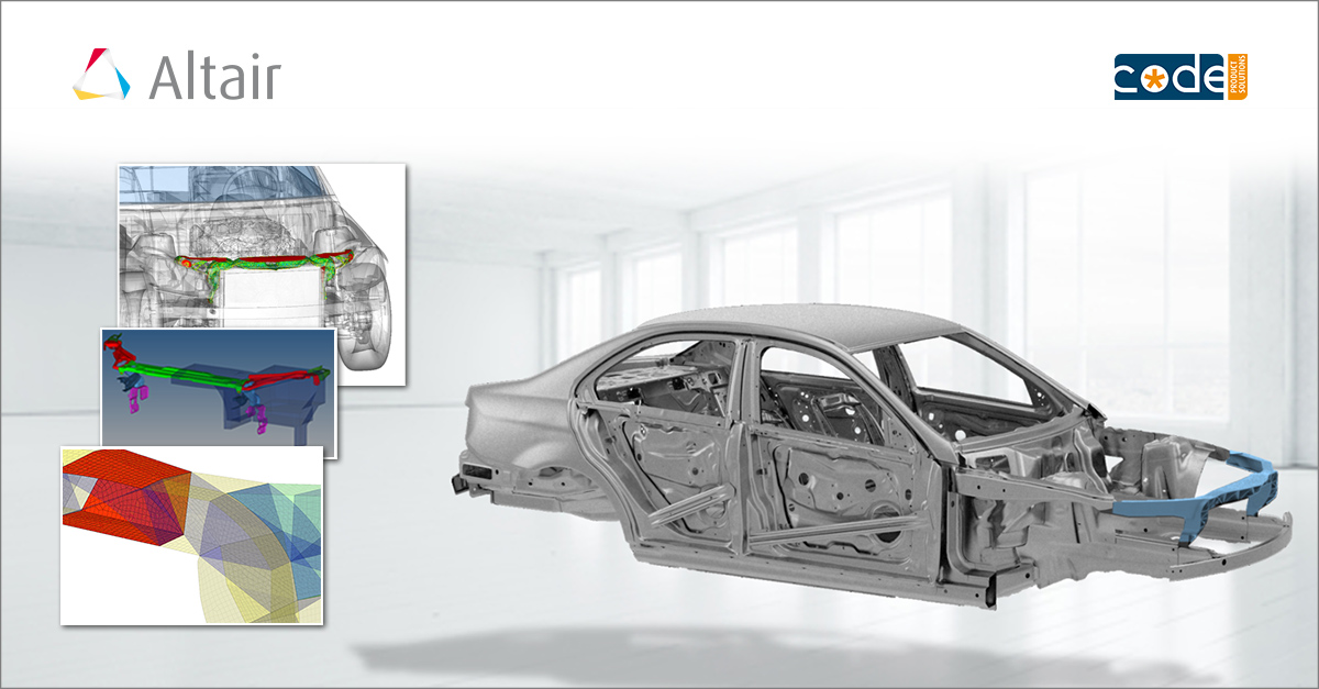 Concept Design for Plastic Parts - Better and Earlier Decisions with CAE Driven Design