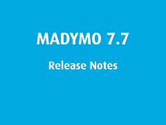 Release Notes: MADYMO 7.7