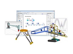 System-level Modeling, Simulation and Analysis with MapleSim and Maple