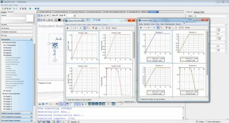 Online Training: MapleSim by Maplesoft