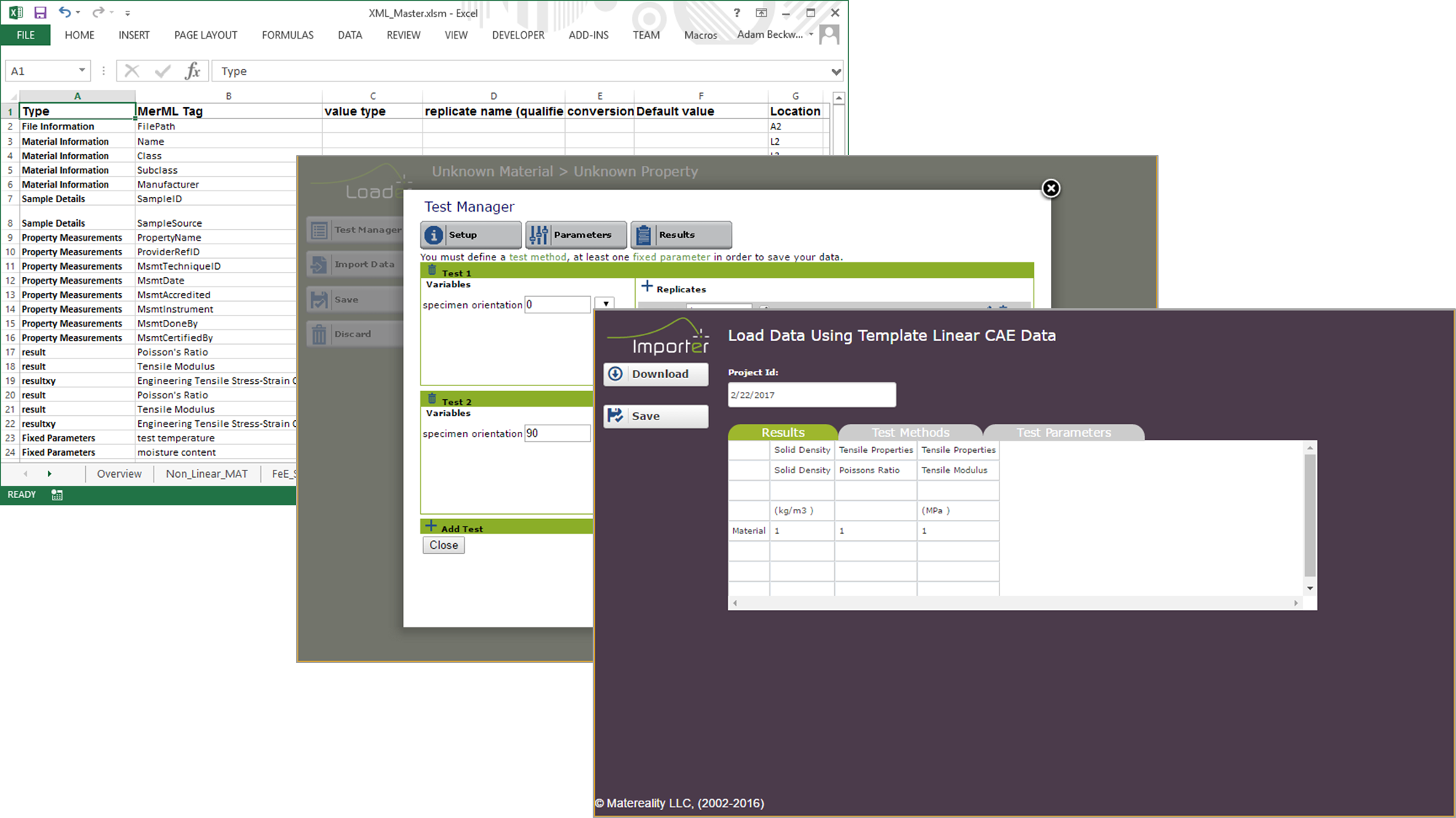 Building a Materials Knowledge Core for Your Company with Workgroup Material DatabasePro