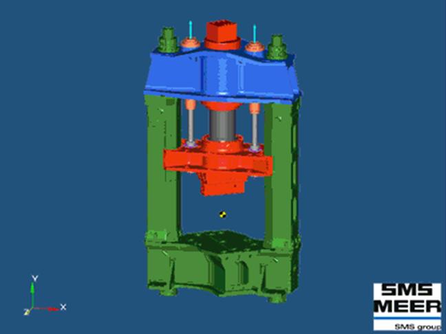 Co-Simulation: DSHplus + MotionSolve