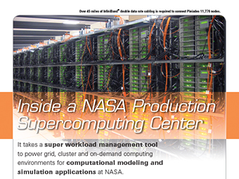 Inside a NASA Production Supercomputing Center