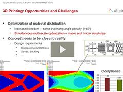 Altair OptiStruct Revolutionizes Lattice Structures for 3D Printing