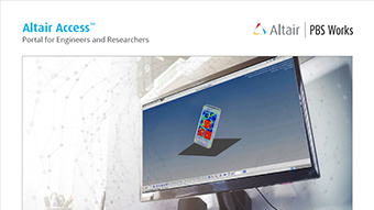 Altair Access: Portal for Engineers and Researchers